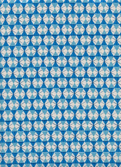 Welsummer Chicken Wire Bright Blue | Sew Hot