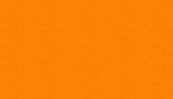 Linen Texture Orange Sew Hot