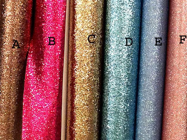 Vinyl & Glitter